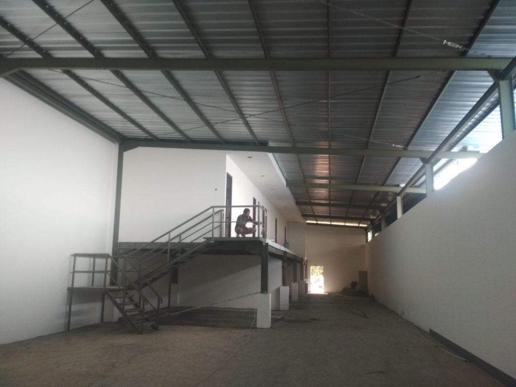 Konstruksi Baja Wf 2 Lantai Di Palmerah Jakarta Barat Hubungi 0859 5902 0918 0877 2466 7689 Abdi Remaja Contractor